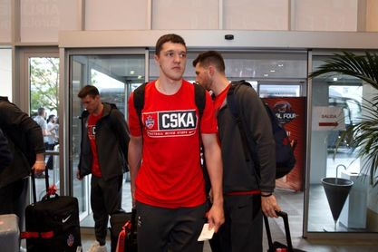 El coronavirus diezma a los baloncestistas del CSKA