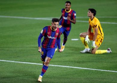 1-1. El Barcelona pierde los primeros puntos del curso ante un serio Sevilla