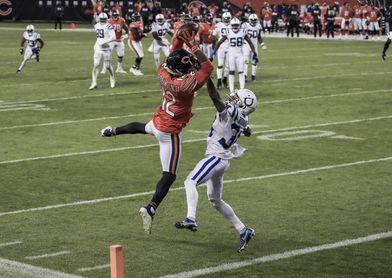 11-19. Rivers y los Colts amplían racha ganadora y quitan invicto a Bears