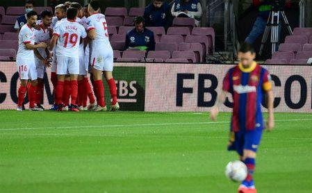 El Sevilla de Lopetegui tiene a tiro entrar en la historia.