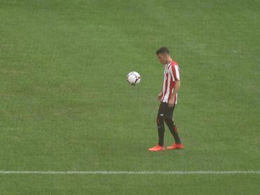 """Berenguer: """"Si fuera anti Athletic no estaría aquí"""""""