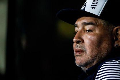 Maradona da negativo en la prueba del coronavirus