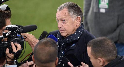 El Olympique de Lyon reclama 117 millones a la Liga por el fin del campeonato