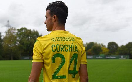 Corchia firma tres años por el Nantes.