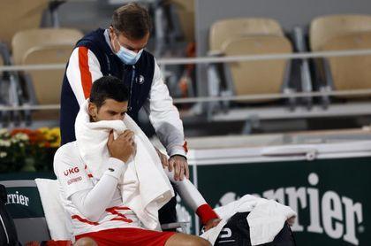 Djokovic vence a Carreño y accede a sus décimas semifinales en Roland Garros