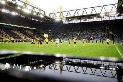El Dortmund calcula pérdidas de entre 70 y 75 millones está temporada