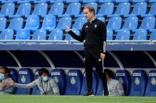 0-0. Rubén Martínez y Juan Pérez evitan la derrota de Osasuna ante el Alavés