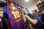 El drama del comercio que rodea al Camp Nou