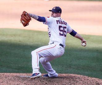 Astros rompen los pronósticos y Yanquis fuerzan quinto partido