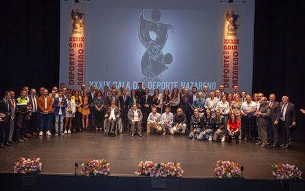 La 40ª Gala del Deporte Nazareno 2020 cambia de fecha