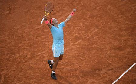 Nadal supera a Schwartzman y optará a su decimotercer Roland Garros.