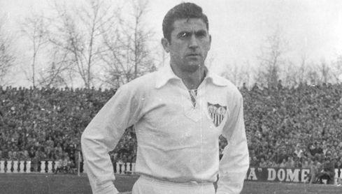 Juan Arza, el sexto mejor jugador de la historia de LaLiga.