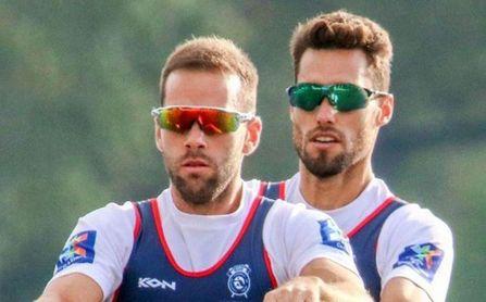 Los sevillanos Javier García y Jaime Canalejo, quintos en el Europeo