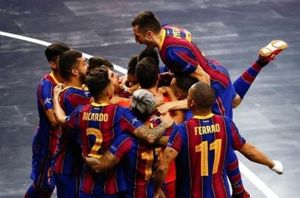 2-1. El Barça logra su tercera Champions