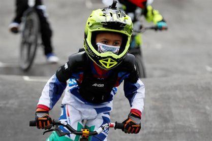 El BMX se empieza a reactivar en Bogotá tras más de cinco meses de zozobra