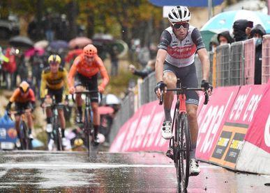 """Nibali: """"Estoy en buena situación para disputar este Giro"""""""