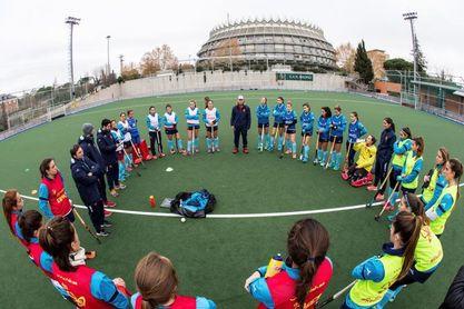 España hará su primera concentración al completo desde marzo en Gijón