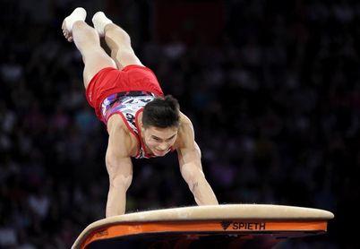 Tokio acogerá un torneo internacional de gimnasia artística en noviembre