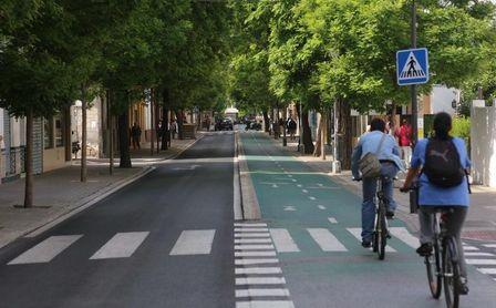 Sevilla reordena el tráfico en la Ronda Histórica y varías líneas de autobuses.