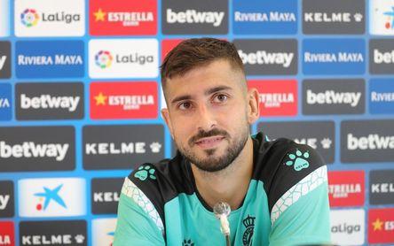 Vadillo pone de ejemplo al Betis para avisar al Espanyol