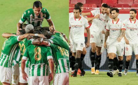 Betis y Sevilla ya están pendientes de la rebelión de los modestos en la Copa del Rey.