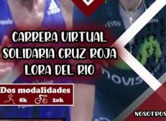 Lora del Río organiza una carrera virtual solidaria con la Cruz Roja