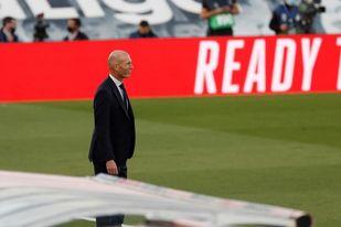 Zidane: ´No hay explicación, hay que asumir la derrota´