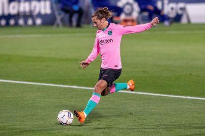 1-0. El Barcelona se estrella contra la telaraña táctica de Bordalás