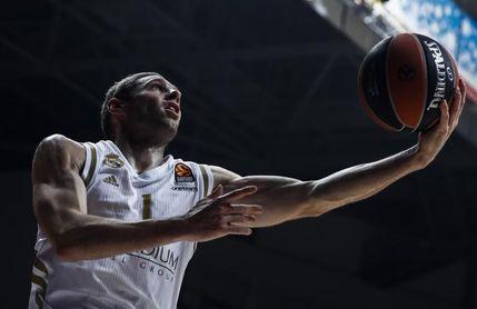 Aplazado el Bilbao Basket-Real Madrid de esta noche por positivo de Causeur
