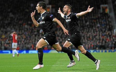 Sólo una victoria del Sevilla en siete visitas a Inglaterra.