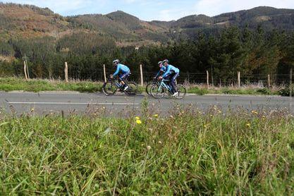 Ningún ciclista da positivo en los test de coronavirus en la Vuelta