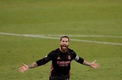 Ramos apura para estar en la Liga de Campeones