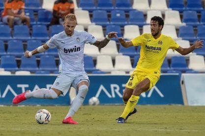 El Villarreal confirma la lesión de Parejo, que estará de baja cuatro semanas