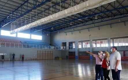 Las obras del Pabellón Municipal de Castilleja, listas para comenzar
