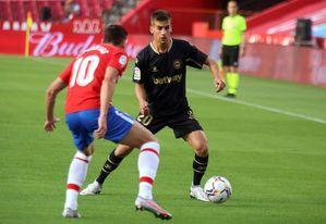 Pere Pons, ausente ante el Valladolid por una fractura en el pie derecho