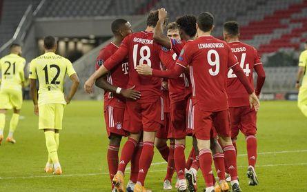 Bayern 4-0 Atlético: Golpe de realidad