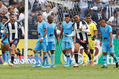 El Binacional bate récord de club más goleado en la fase de grupos de Libertadores