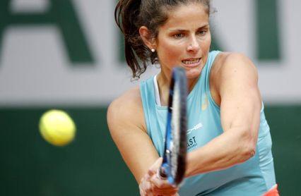 Julia Goerges se retira del tenis
