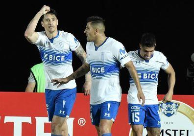 U.Católica recibirá a Inter de Porto Alegre apostando a la Sudamericana
