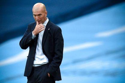 El idilio de Zidane con el Camp Nou, a examen