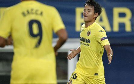 Villarreal 5-3 Sivasspor: Alcácer desatasca un loco partido