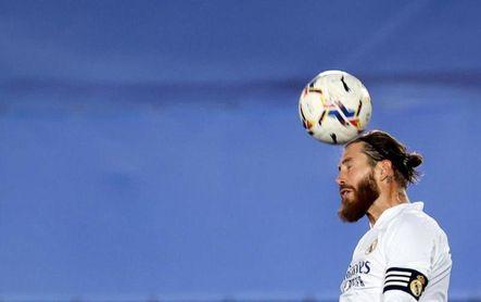 Ramos sigue al margen a dos días del clásico