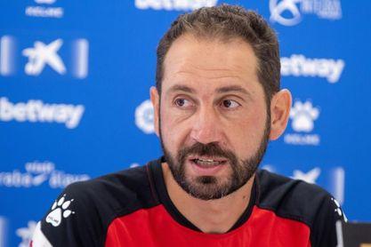 Machín: No tengo nada que reprochar a los futbolistas