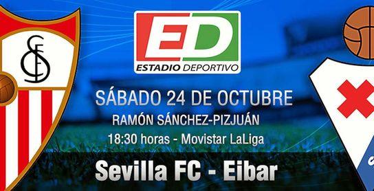 Previa del Sevilla FC-Eibar.