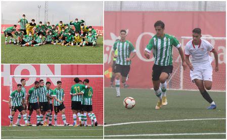 (0-1) El Betis se lleva el derbi juvenil en la ciudad deportiva del Sevilla
