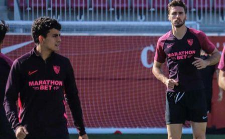 Una buena noticia y dos jóvenes sorpresas en la lista de Lopetegui para el Sevilla-Eibar