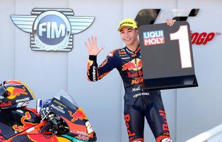 "Raúl Fernández suma su quinta ""pole position"""
