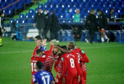 El Granada firma el mejor inicio de temporada de su historia en Primera