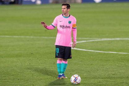 """Tebas prefiere que Messi se quede """"pero no es cuestión de vida o muerte"""""""