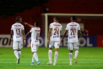 0-0. Unión La Calera y Deportes Tolima pactan tablas en un partido muy defensivo